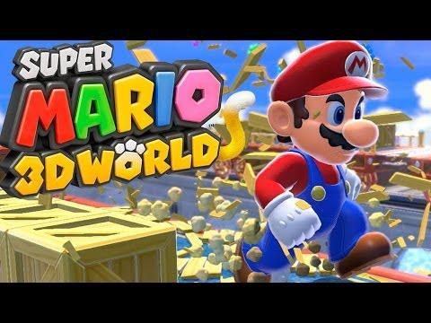 Super Mario 3D World - Review
