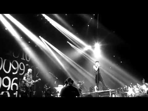 The Script - Nothing/Good Ol' Days @ The Hydro Glasgow (20/02/15) Front Row. HD.
