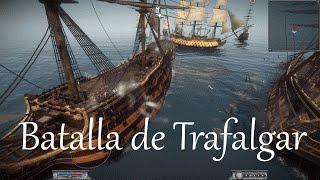 Batalla De Trafalgar - Recreación Histórica - Napoleon: Total War