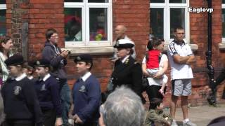 Cleethorpes Armed Forces Day Parade 29th June 2013