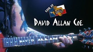 David Allan Coe - Time Off For Bad Behavior [OFFICIAL LIVE VIDEO]
