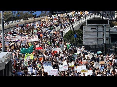 ليس لدينا كوكب آخر.. مدن أستراليا تفتتح إضراباً عالمياً ضد التغير المناخي…  - نشر قبل 58 دقيقة