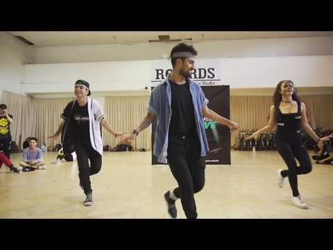 Funky Town  Lipps Inc  Choreography  Edson SJ  Street Summer Intensive