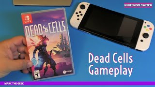 Nintendo Switch: Dead Cells Gameplay (Physical Copy)