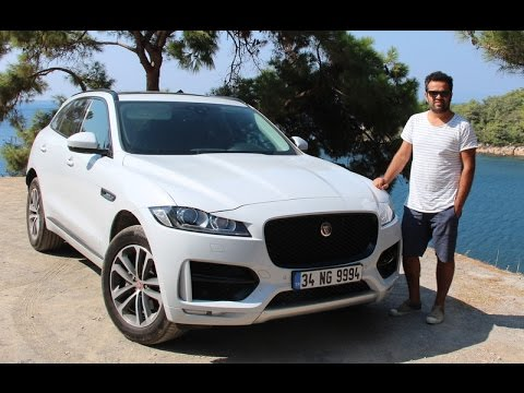 Test - Jaguar F-Pace