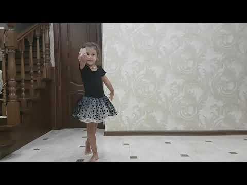 танец любимой доченьки