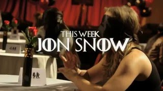 JON SNOW SPEED DATING PRANK
