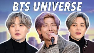 Americans Play BTS Universe Story For The First Time