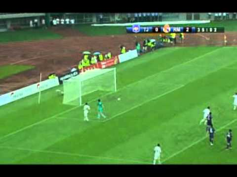 Tianjin Jeda Vs Real Madrid (0-6) 06/08/11 All Goals Highlight