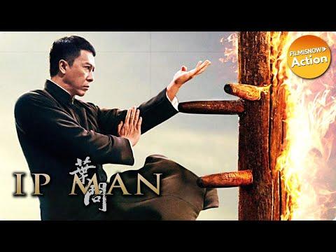 IP MAN 1-4 Best Moments COLLECTION | Donnie Yen Martial Arts Movie