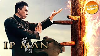 IP MAN 1-4 Best Moments COLLECTION | Donnie Yen Martial Arts Movie