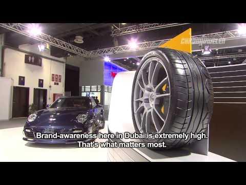Continental Extreme: Los Angeles, Las Vegas (SEMA 2012), Dubai (Motor Show)