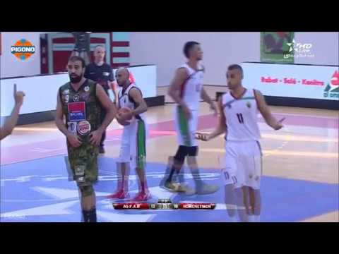 ASFAR (Maroc)  vs Homenetmen (Lebanon)  [FULL GAME]