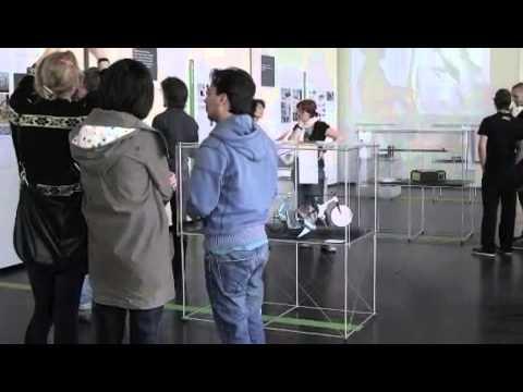 "Ausstellung ""designing cooperation"" - HTW Dresden Produktdesign"