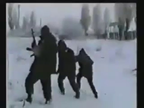 Чечня боевики взяли