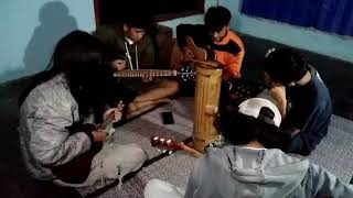 Download #ukulele #karinding #skareggae || Yang Peting hepi || cover