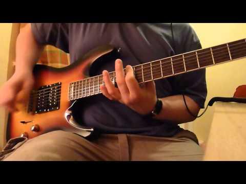 Deftones - Around the fur (Guitar Cover)
