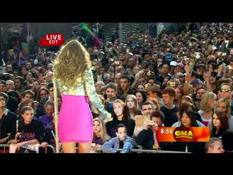 Mariah Carey   e e      Good Morning America   Sky MusicS