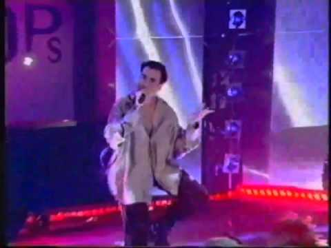 """Backstreet Boys - """"Quit Playing Games"""" Top Of The Pops 1997"""