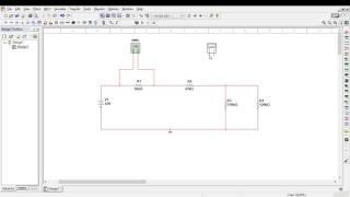 Tutorial de Multisim 1: Circuito básico serie-paralelo