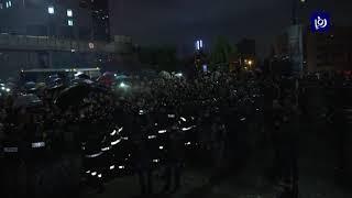الحكومة: الحق بالاحتجاج لا يعني مخالفة القانون  - (8-12-2018)