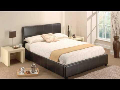 LPD - Lyon Storage Bed Frame