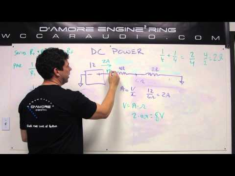 D'Amore Engineering University Series: Video 2 DC Circuits