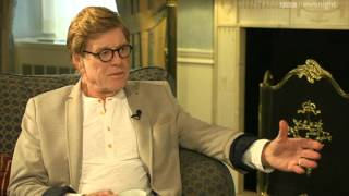 "NEWSNIGHT: Redford on ""All is Lost"" - and America"