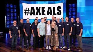 Ellen's Tearful Surprise for Firefighter Battling ALS