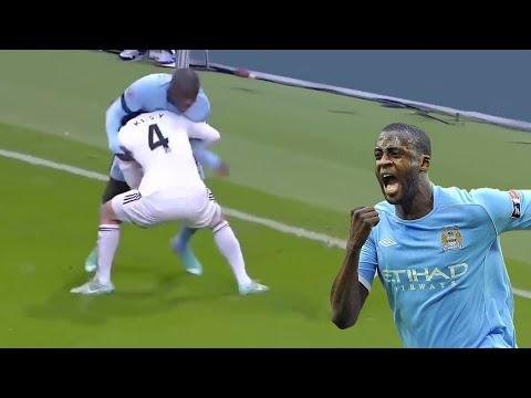 Yaya Toure The Unstoppable Beast