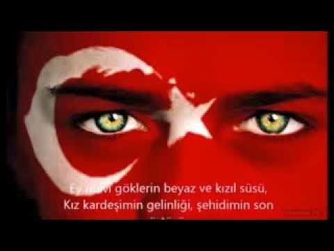 Bayrak şiiri Vatan şiiri Youtube