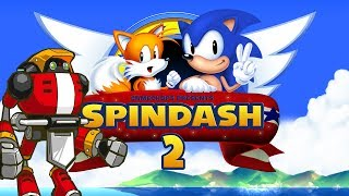 SPINDASH 2 🎵 Tudd ► Funky Robo (Sonic Adventure Remix) [Boss E-101R] - GameChops
