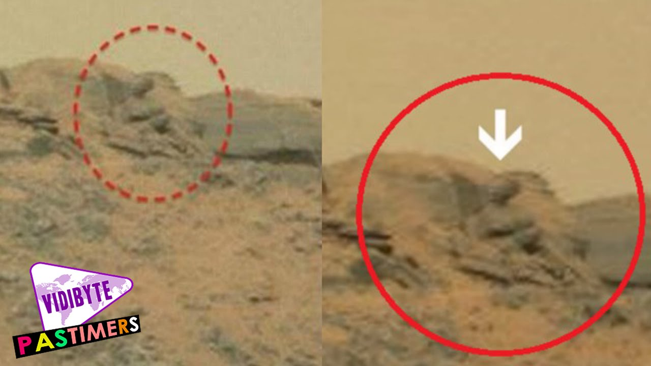 Statue of 'Buddha' on Mars : Is It real? - YouTube