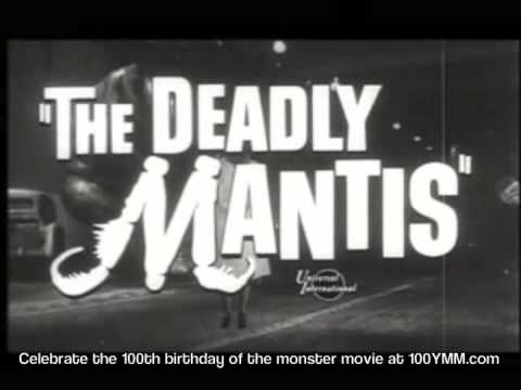The Deadly Mantis Trailer