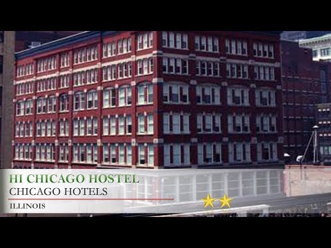 HI Chicago Hostel - Chicago Hotels, Illinois