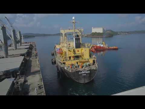 Holcim Lanka's Groundbreaking Ship-to-Rail Model