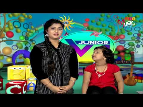 Junior Vj Episode 105 : Vindhya Sri