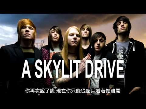 搖滾版Love The Way You Lie   A Skylit Drive阿姆Eminem ft 蕾哈娜Rihanna Cover中文字幕   YouTube