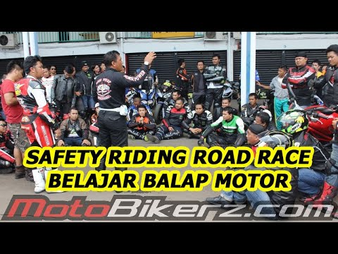 Safety Riding Road Race @Indonesia TrackDay Sentul Circuit