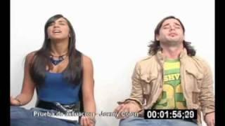 Andy Blazquez - El Show mas Estupido de la TV.. Prueba de actuacion Falsa