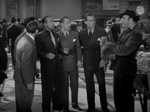 """Al Jolson and The Yacht Club Boys - """"I Love to Singa"""" - from """"The Singing Kid""""  (1936)"""