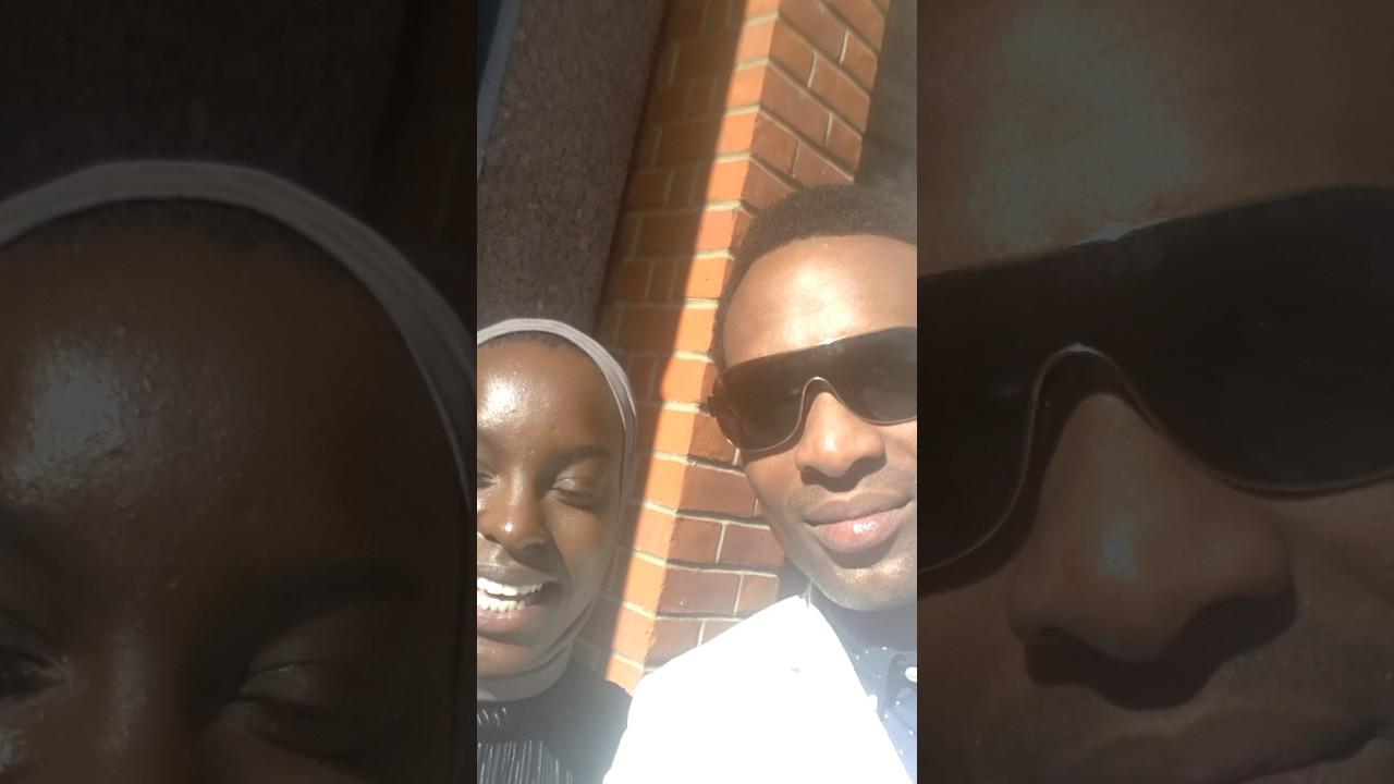 Onyi Anyado and Funmi Abari giving career tips to young people