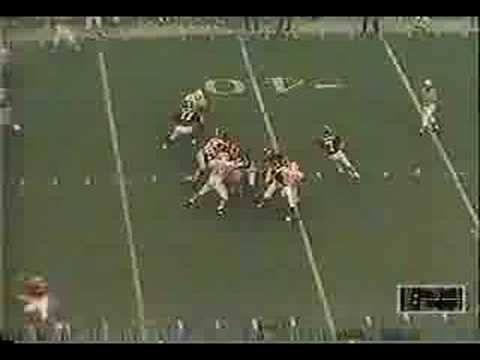 David Palmer's awesome catch 1993 Bama Vs Vols