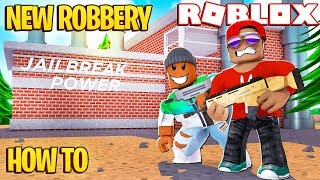 NEW Power Plant Robbery and Jet Skis Update! (ROBLOX Jailbreak)
