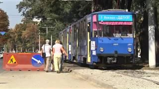 Найпопулярніший трамвай Дніпра повернувся на маршрут(, 2018-09-03T17:50:50.000Z)