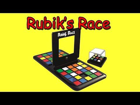 Présentation du Rubik's race