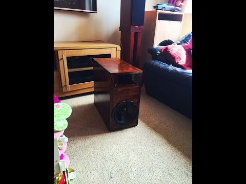 Best Home Theater Subwoofer Box Design The Home Design