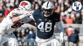 Shareef Miller vs Wisconsin   ᴴ ᴰ   ||   11/10/18