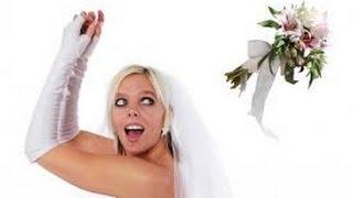 Когда твоя девушка поймала букет невесты