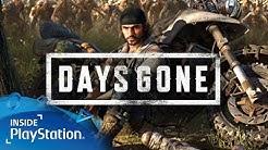Days Gone - 19 Fakten zum Survival Action Adventure! PS4 Pro Gameplay